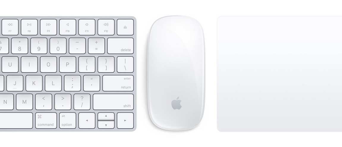 Apple Magic Accessories