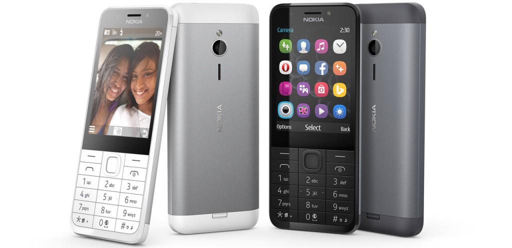 Nokia 230 Nokia 230 Dual SIM