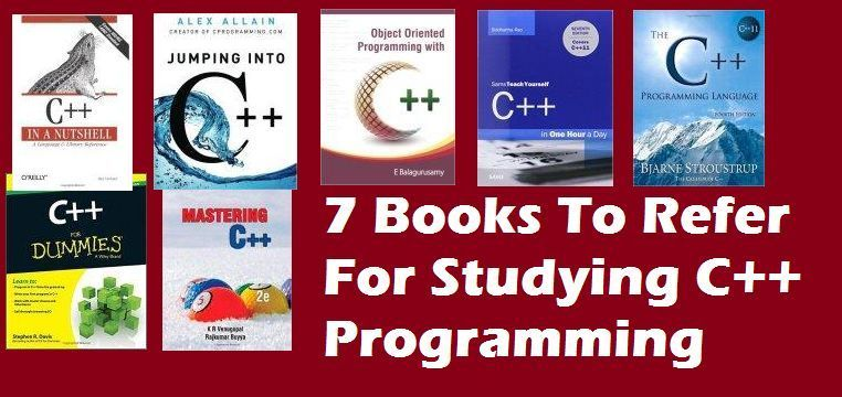C++ books programming