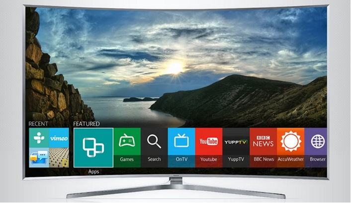 Samsung Smart TV IoT Ready