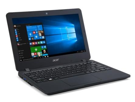 Acer TravelMate B117 Windows 10 PC