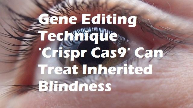 Crispr Cas9 Technique