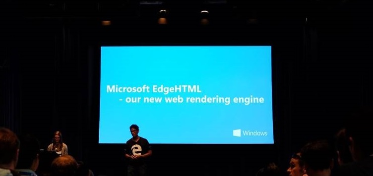 Microsoft Edge Web Summit 2015