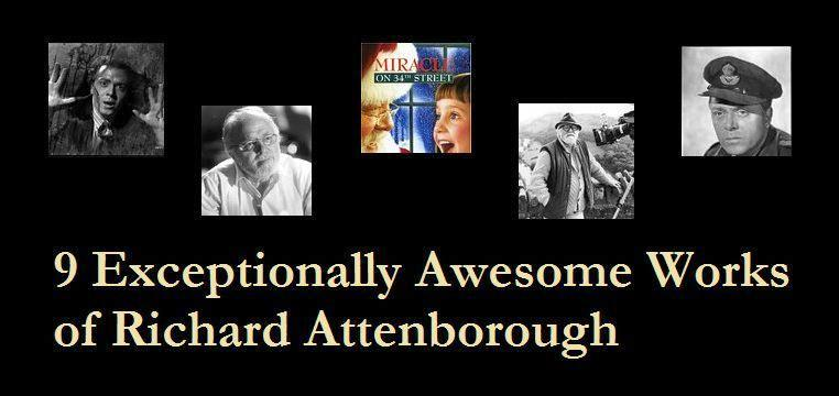 Richard Attenborough_work