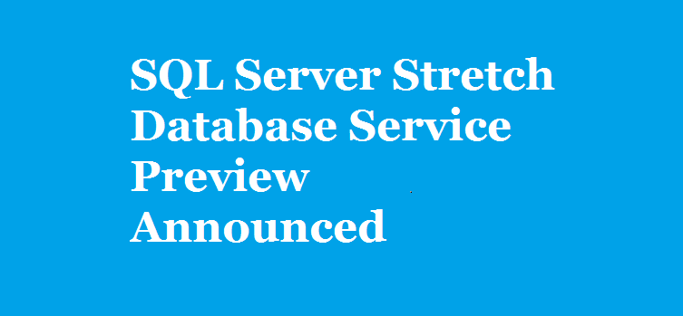 SQL Server Stretch Database Service