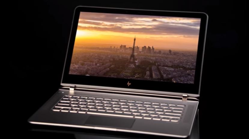 HP Spectre Windows 10