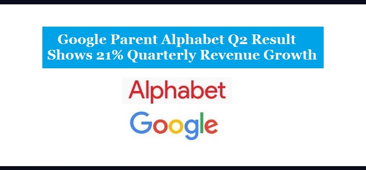 Alphabet Q2 Result Revenue