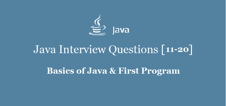 Java-Program-Interview-Questions