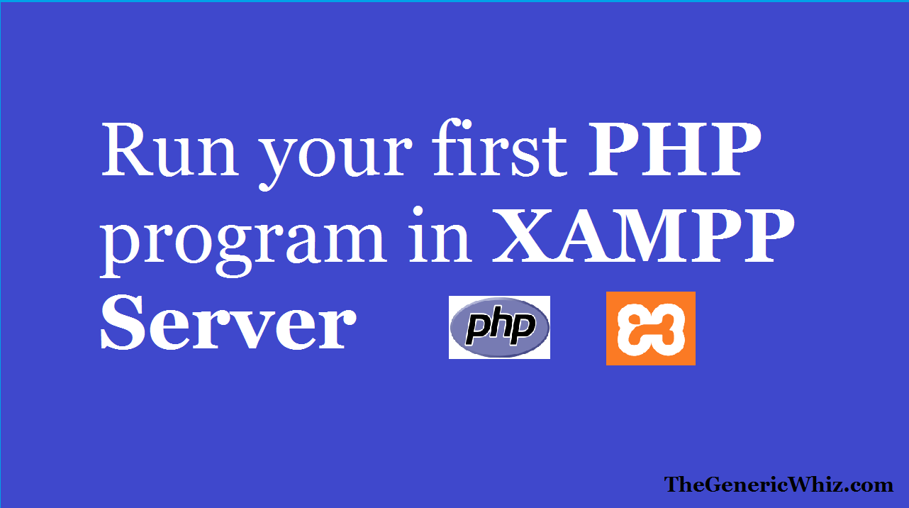 php-xampp-server